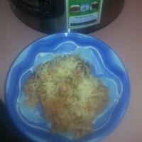 Baked Tuna Risotto