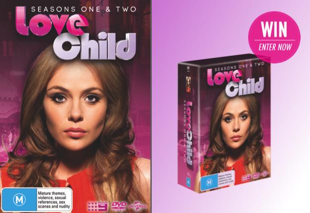 WIN Love Child Season 2 on DVD!