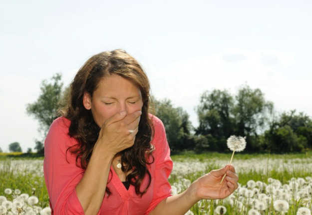 Three reasons why spring time is bad for incontinence