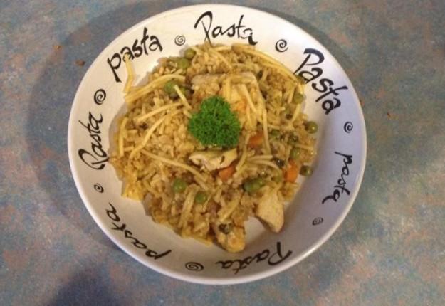 Gluten free rice-a-roni