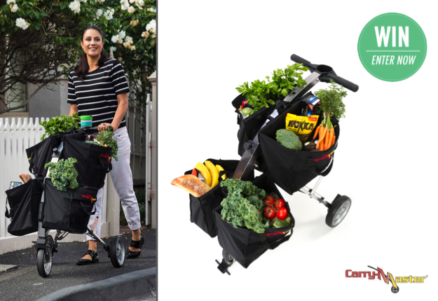 WIN a CarryMaster Shopping Trolley!