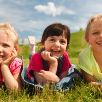 5 steps for children to become their own star