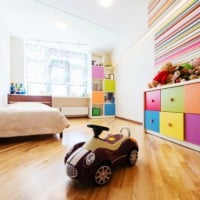 6 fun ways to decorate a kid's room on a budget