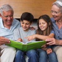 What are grandparents rights under family law?