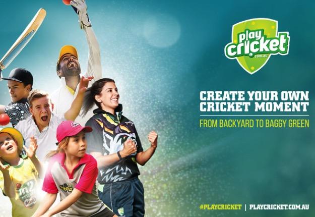 Win 1 of 10 junior cricket participation registrations