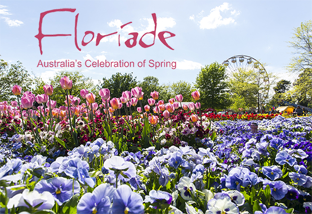 Win a family trip to Floriade 2015!