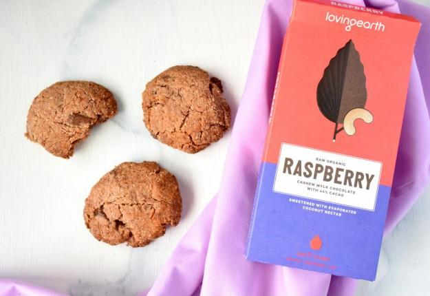 Gluten Free & Dairy Free Choc Chip Cookies