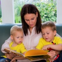 Building a love of reading with your child