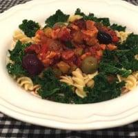 Mediterranean Chorizo Pasta Sauce
