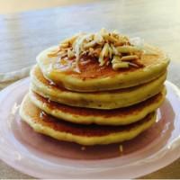 Dairy Free Chia Pancakes