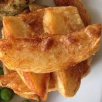 Cheats twice cooked chips