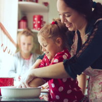 5 benefits of getting kids into the kitchen (plus recipes!)