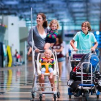 Top 5 tips for overseas travel with kids