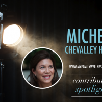 Contributor spotlight...Michele Chevalley Hedge