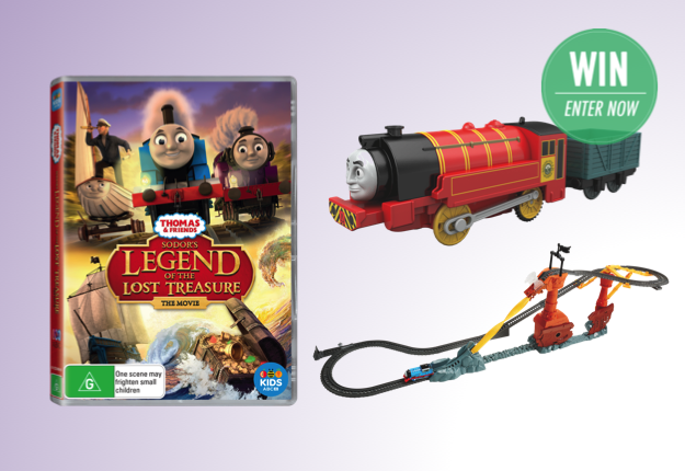 WIN the Ultimate Thomas & Friends Prize Pack