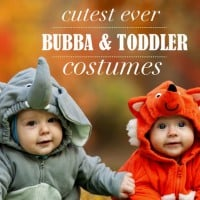 Cutest Ever Baby and Toddler Costumes
