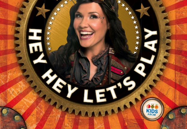 "WIN an ABC Kids CD, ""Hey Hey Let's Play"" by Nay Nay!"