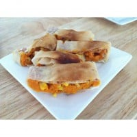Sweet potato filo
