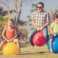 How can parents role model good health?