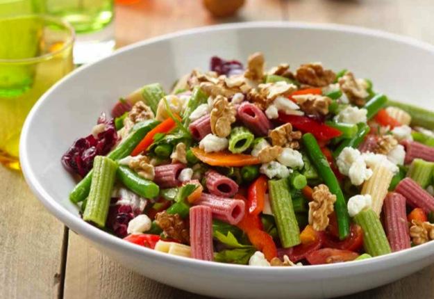 Tricolore Penne Picnic Salad