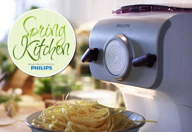 WIN 1 of 3 Philips Pasta & Noodle Makers