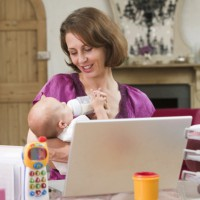 Work-at-home mum? 10 tips to get more done and stay sane