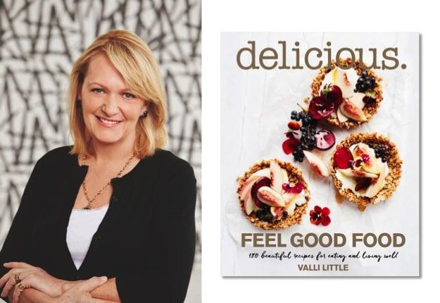 WIN 1 of 10 copies of Valli Little's latest cookbook!