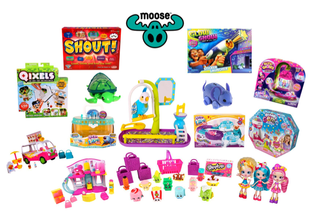 Win Moose Toys TOP TOYS for Christmas!