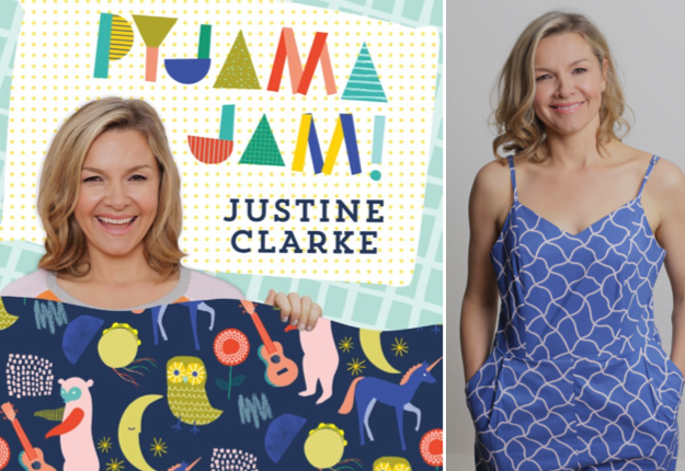 WIN 1 of 4 family passes to see Justine Clarke's Pyjama Jam tour!