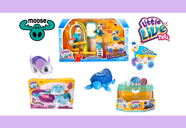 WIN Little Live Pets for Christmas