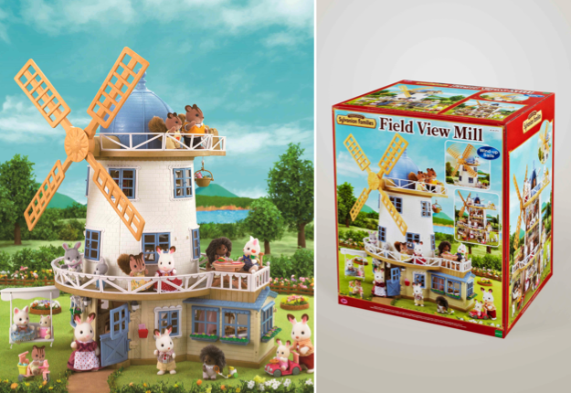 WIN an adorable Sylvanian Families prize pack!