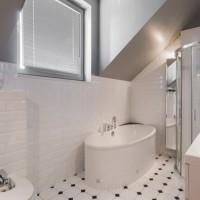 Floor tiling installation tips: Make a small room look bigger