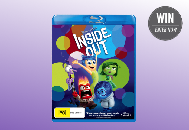 WIN 1 of 7 Inside Out giveaway packs!