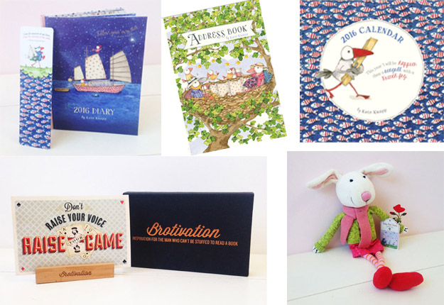 Win 1 of 4 Christmas gift packs from Affirmations
