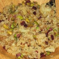 Rich quinoa
