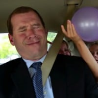 FUNNY: If mums were uber drivers