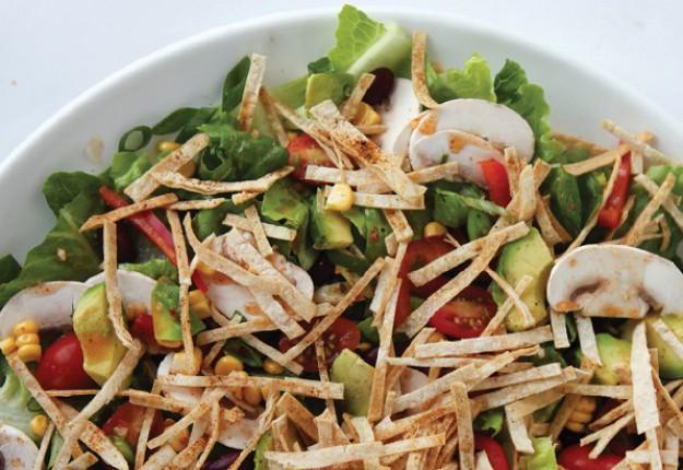 El dorado salad