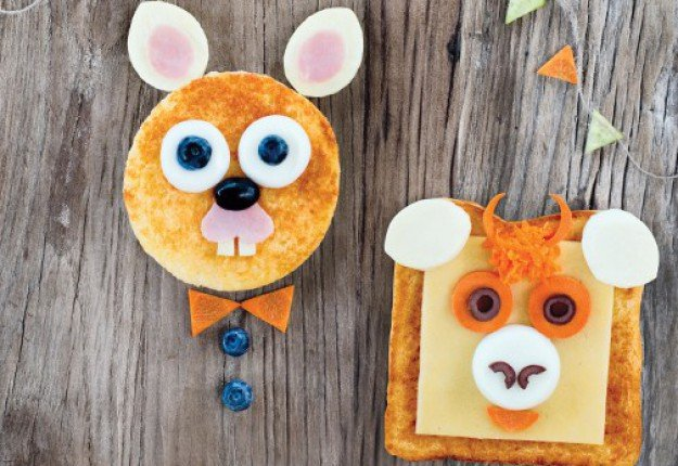 Farmyard Panbread Toast