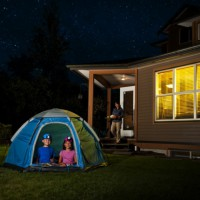 Have a family holiday in your own backyard!