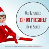 Our favourite Elf on the Shelf ideas and pics