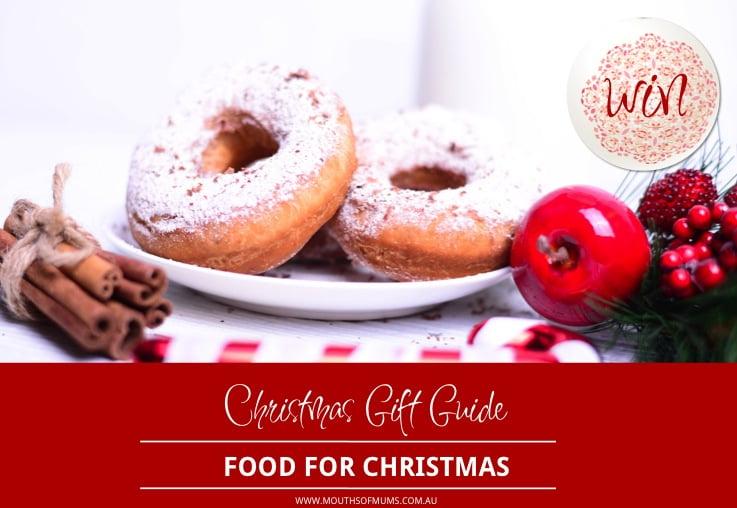 WIN MoM's 'Food for Christmas' gift guide hamper