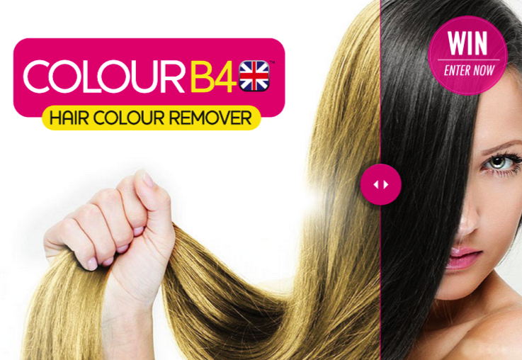 WIN 1 of 17 ColourB4 Hair Colour Remover – Extra