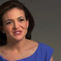 In the face of fresh grief, Sheryl Sandberg still gives thanks.