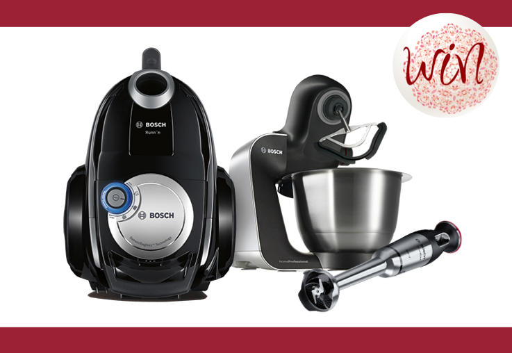 WIN a Bosch Holiday Entertainment Pack!