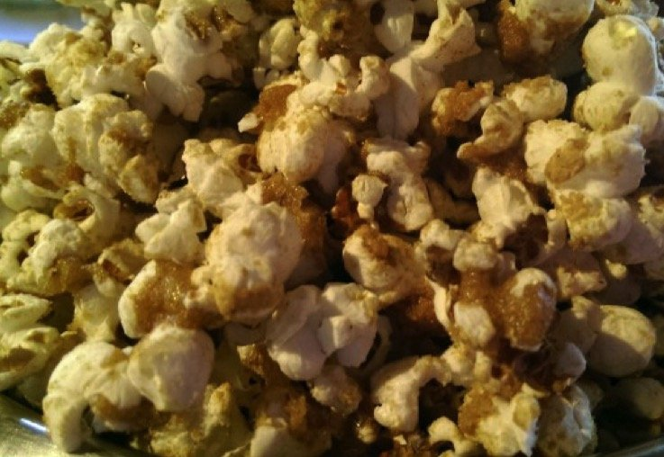 youngoldlady reviewed Salted Caramel Vanilla Coffee Popcorn