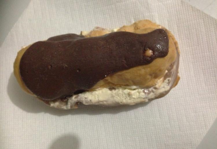 Grandma's chocolate eclairs
