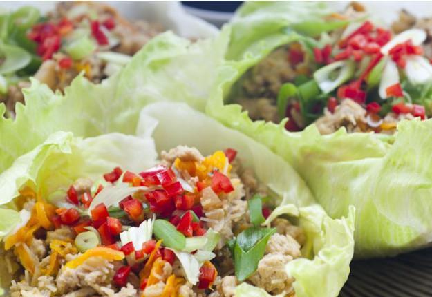 Pork san choi bow