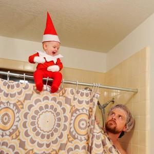 Baby Elf On The Shelf 1 facebook