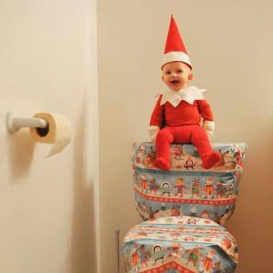 Baby Elf On The Shelf 5