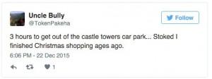 carpark twitter post 2